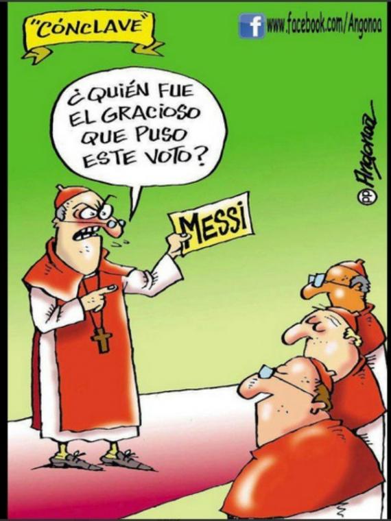 Humor Papal